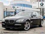 BMW 750i xDrive 8 Cylinder Engine