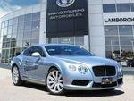 Bentley Continental GT 8 Cylinder Engine