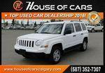 Jeep Patriot 2.4L I4 SFI DO