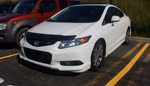 Honda Civic I-4 cyl