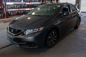Honda Civic I-4 cyl