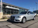 Audi A4 2.0L Turbocharged
